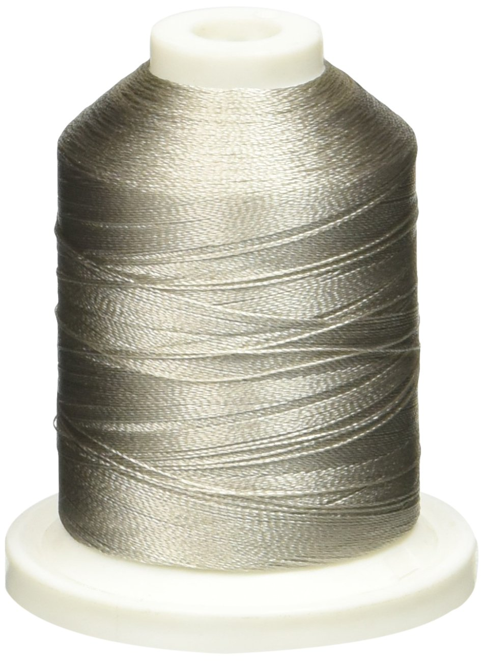 Robison-Anton 300S-2733 Rayon Super Strength Thread, 1100-Yard, Pro-Cool Gray