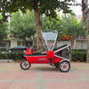 2016 hotsale electric vehicle bubble trike, 48v 500W MOTOR TRICYCLE