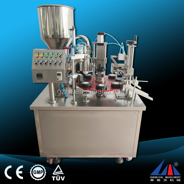 FLK new design automatic ampoule filling sealing machine