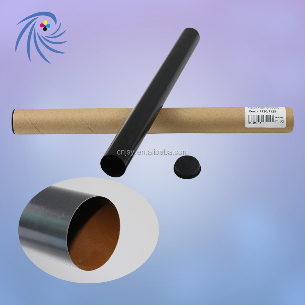 OEM Quality Fuser Film For Xer. WorkCentre 7120/7125 Laser Printer spare parts fixing film Sleeve