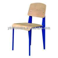 LW-001 comfortable standard chair and wooden dining chair