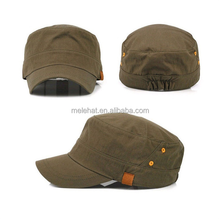 Unisex Patch Plain Solid Color Tactical Cap,Army Military Cap,Custom Camo Trucker Hats