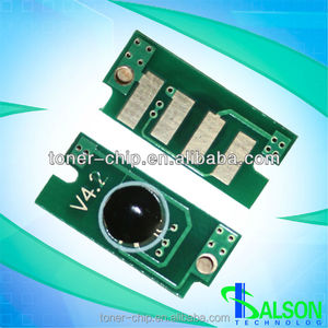 Chips for Dell 1250c toner reset chips 1350cnw 1355cn 13355cnw cartridge chip