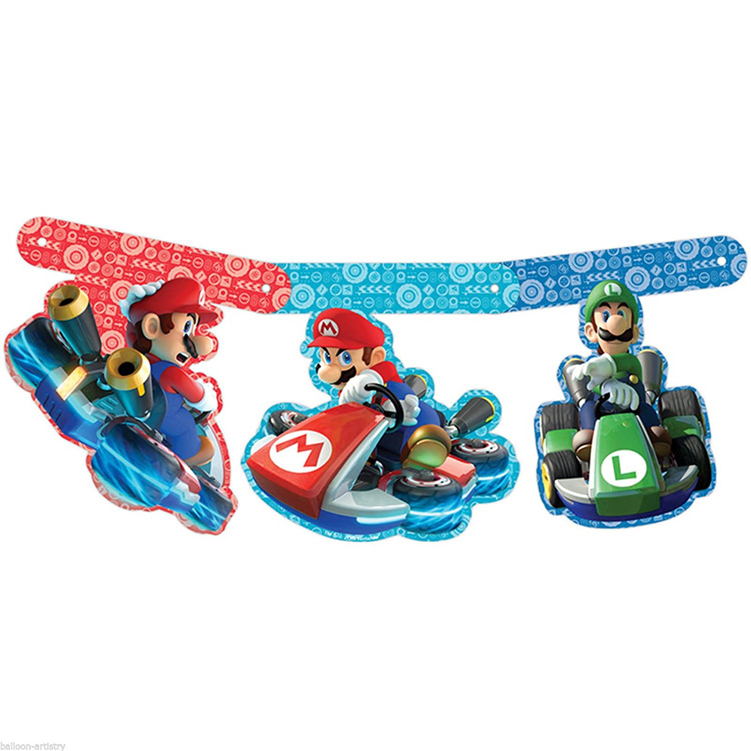 Cheap Mario Kart Birthday Party Supplies, find Mario Kart Birthday ...