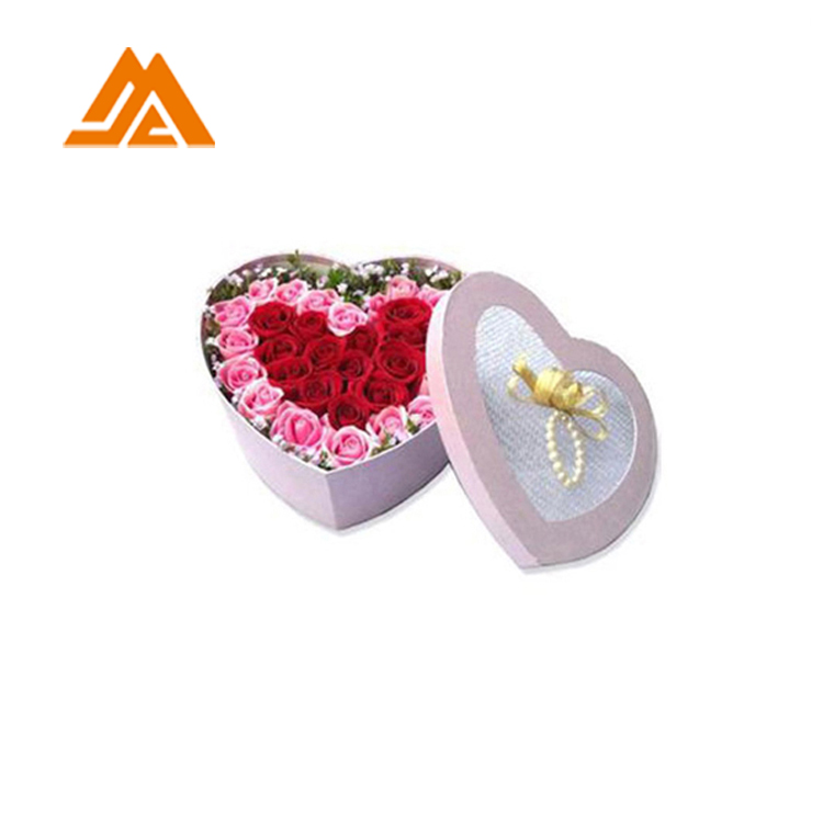 Custom Printed luxury Cylinder Packaging Boxes Paper Hat Round Flower gift Box