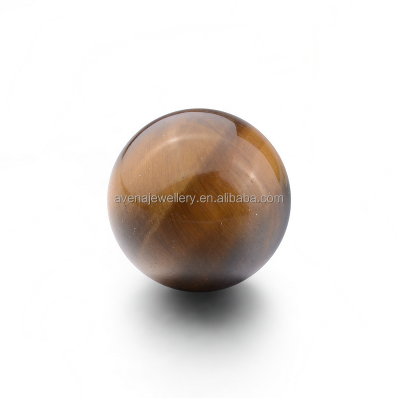 No Chime Rose Quartz Stone Agate Tiger Eye Stones 16mm Birthday Stone For Harmony Locket Pendant