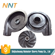 Rubber Liner Mud Slurry Pump Spare Parts