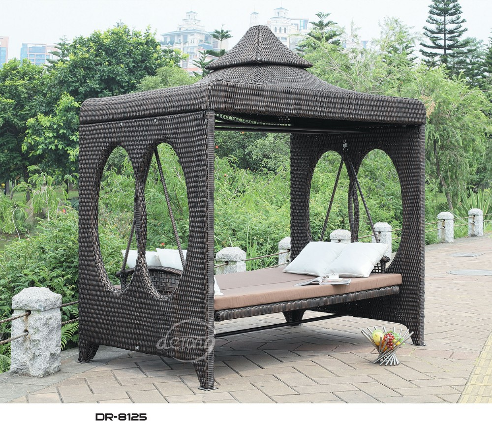 Outdoor Canopy Swing Bed, Outdoor Canopy Swing Bed Suppliers and ...