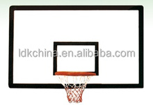 Basketball accessories fiber glass basketball backboard