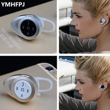Newest 2014 Stereo Headset Bluetooth Earphone Headphone mini V4.0 wireless Silver and black/white gold/silver/black