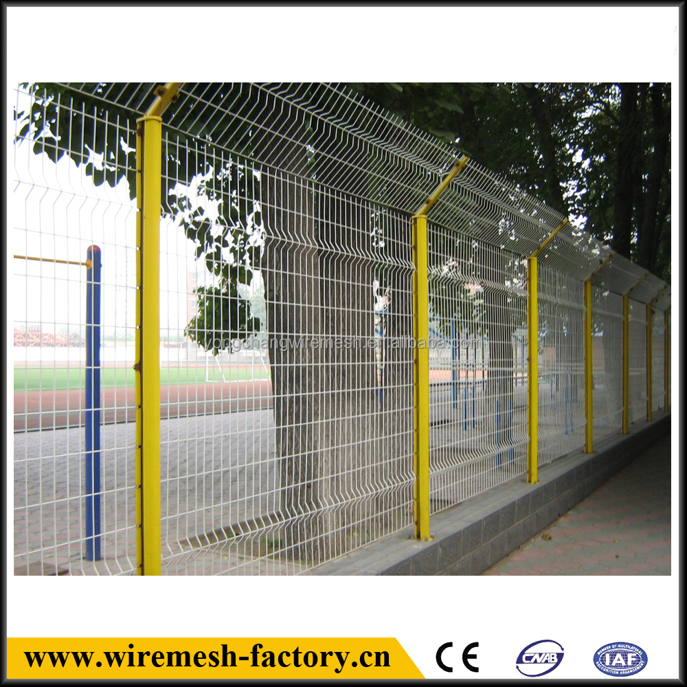 Curvy Welded Garden Fence, Curvy Welded Garden Fence Suppliers and ...