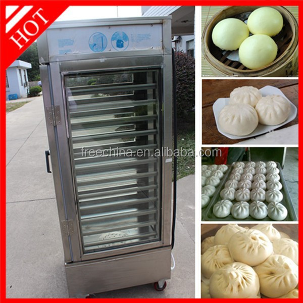 Electric bun steamer/commercial bun steamer/industrial food steamer