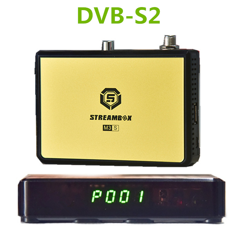 Linux 2G&1G DVB-S2 <strong>HD</strong> FTA Cheap <strong>MPEG4</strong> Strong Mini AV <strong>Satellite</strong> <strong>Receiver</strong>