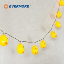 EVERMORE LED Chicken Light Chain for Outdoor