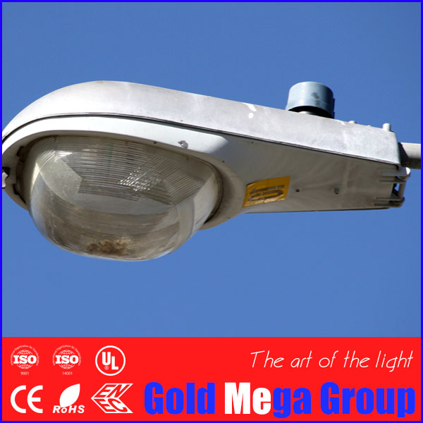 Outdoor Waterproof Ip65 Hps Street Light 250 Watt High Pressure Sodium Vapor Lamp 250w