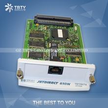100% Test Printer Server Card For HP Jetdirect 610N 610 J4169A Network Card On Sale
