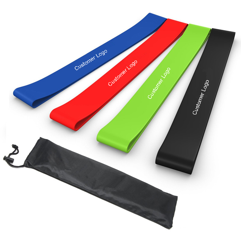 Best Selling Amazon TOP 10 Fitness Oefening Uitgerekt Latex Loop Weerstand Band