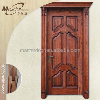 new design house wooden main door model - New Models House