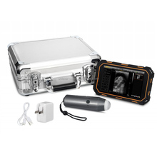 China b w portable veterinary vet ultrasound scanner system for sheep pregnancy medium animal sex bd