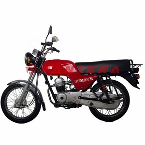 100cc Carrying 2 People Powerful Sport Bike Bajaj Box 125 Motorcycle India