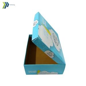 Custom Luxury Shoe Box Corrugated Carton Packaging Box