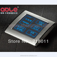 ABLE Easy operation electrical light control touch switch