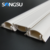 pvc semicircular floor cable duct 35x10mm 50x15mm