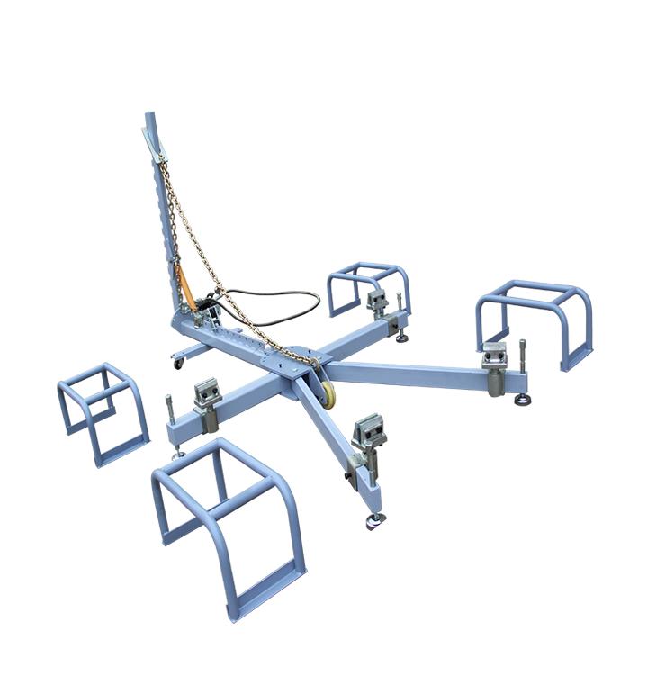 Finden Sie Hohe Qualität Tragbare Karosserie Rahmen Maschine ...