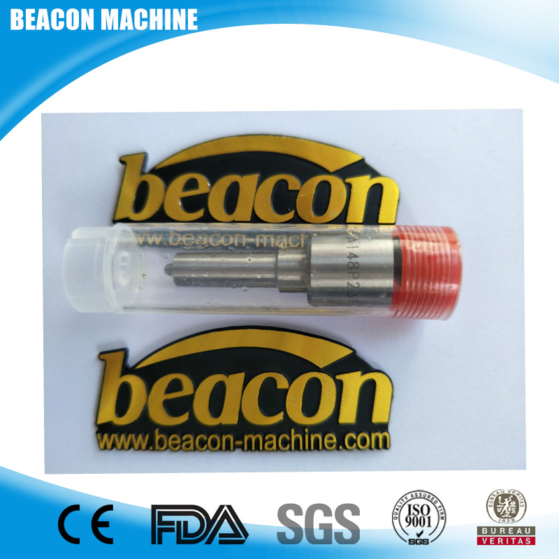 DLLA148P2310 common rail injector fuel spray nozzle with black needle for common rail injectors