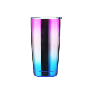 Customized logo stainless steel tumbler cup coffee insulated