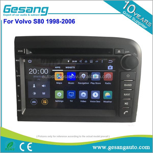 7 inch touch screen car stereo android 6 0 2 din car dvd gps for Volvo S80  1998-2006