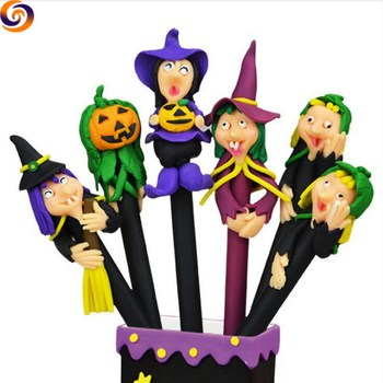 Wholesale School Supplies polymer clay bulk halloween pen