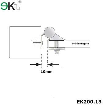 Ekoo Hardware Supply All Kinds Of Glass Door Spring Hinge Buy Door