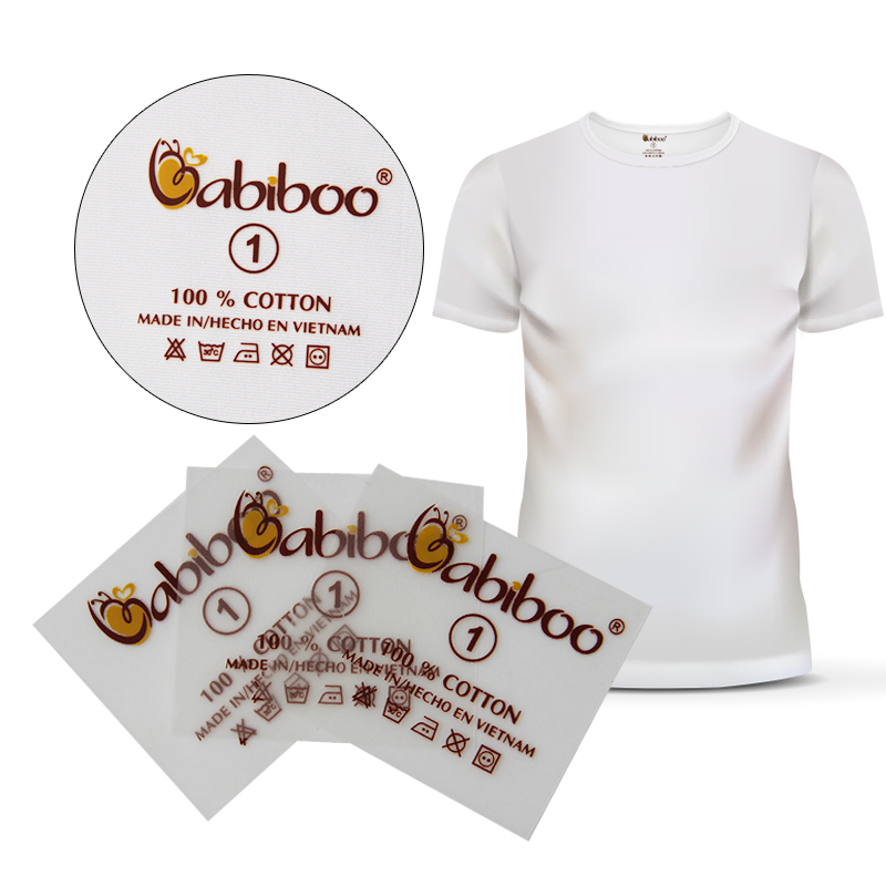 43143818537c9 T-shirt Heat Transfer Sticker Heat Transfer Vinyl Film Printing Heat  Transfer Label - Buy Heat Transfer Wash Label,Heat Transfer Wash Label,Heat  ...
