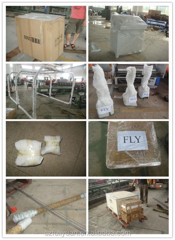 High performance FLY-1400 EPE Foam Sheet Bonding /Thickening Machine