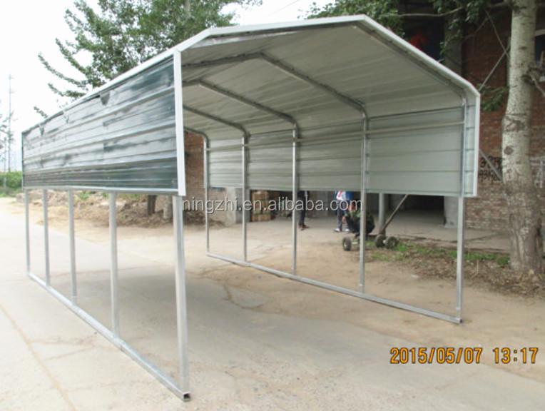 metal car tents/carport steel tents/canopy tent & Metal Car Tents/carport Steel Tents/canopy Tent - Buy 2 Car ...
