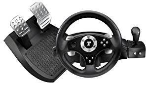 Thrustmaster Rally GT Pro Force Feedback Racing Wheel ( 2969085 )