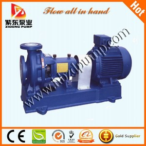 Low head electric motor driven Chemical Monobloc Pump