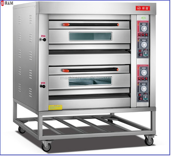 good quality 220v gas pizza oven for sale bakery equipment prices