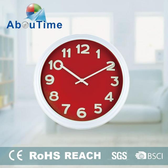dual time zone wall clockSource quality dual time zone wall clock