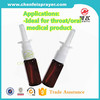 Guaranteed quality water dispener 20 410 plastic medical nasal crimp spray pump dosage 1.0ml for bottles