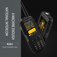 2.4 Inci HD Layar Dual SIM Kartu UHF <span class=keywords><strong>Walkie</strong></span> <span class=keywords><strong>Talkie</strong></span> Quad Band GSM Unlocked Mobile Phone A16 +