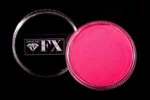 Diamond FX Face Paint Neon 32g Pink