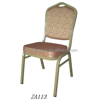 elegant hotel furniture popular used banquet chair for sale za113