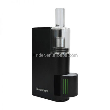 The ATMAN MOONLIGHT vaporizer for wax portable vaporizer