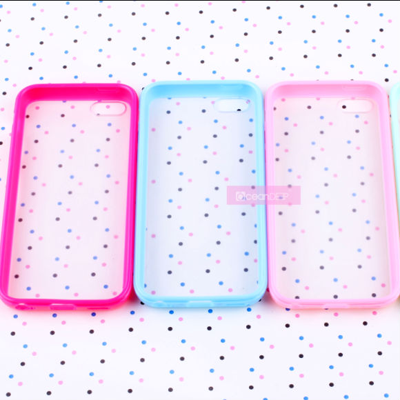 2014 best selling cute mold case for apple iphone 5c cover new phone accessory
