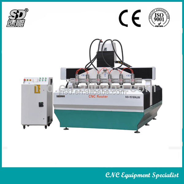 Jinan sudiao cnc router wood/ncstudio cnc control card/wood cnc router prices