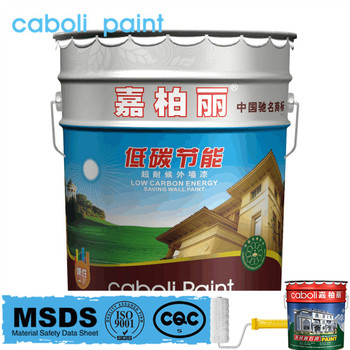 Caboli silicone based exterior wall paint color buy - Silicone paint for exterior walls ...