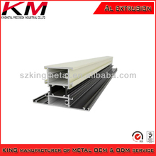 extruded 6063 aluminum window frame and door frames