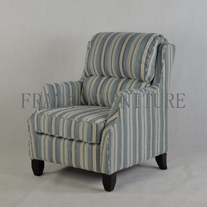 Living room chair antique armchair